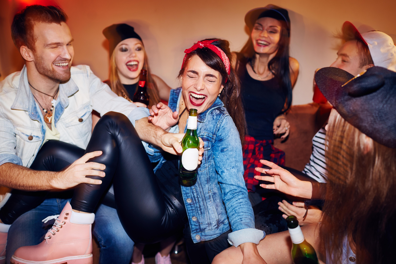 Alkohol i samband med föräldrafria hemmafester är mycket vanligare än vad föräldrar tror.