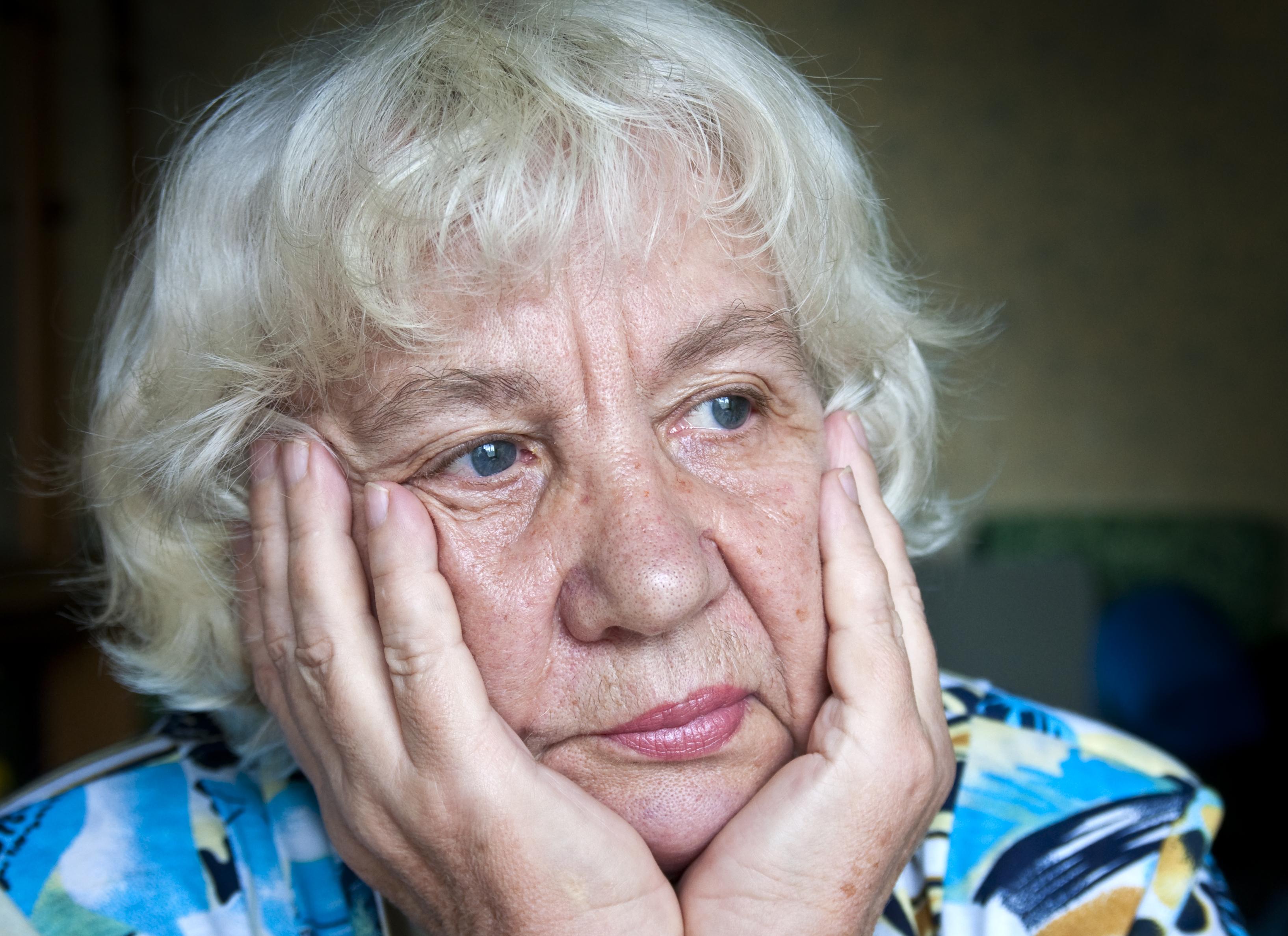 Psykologisk behandling som problemlösningsterapi erbjuds sällan till människor över pensionsåldern.
