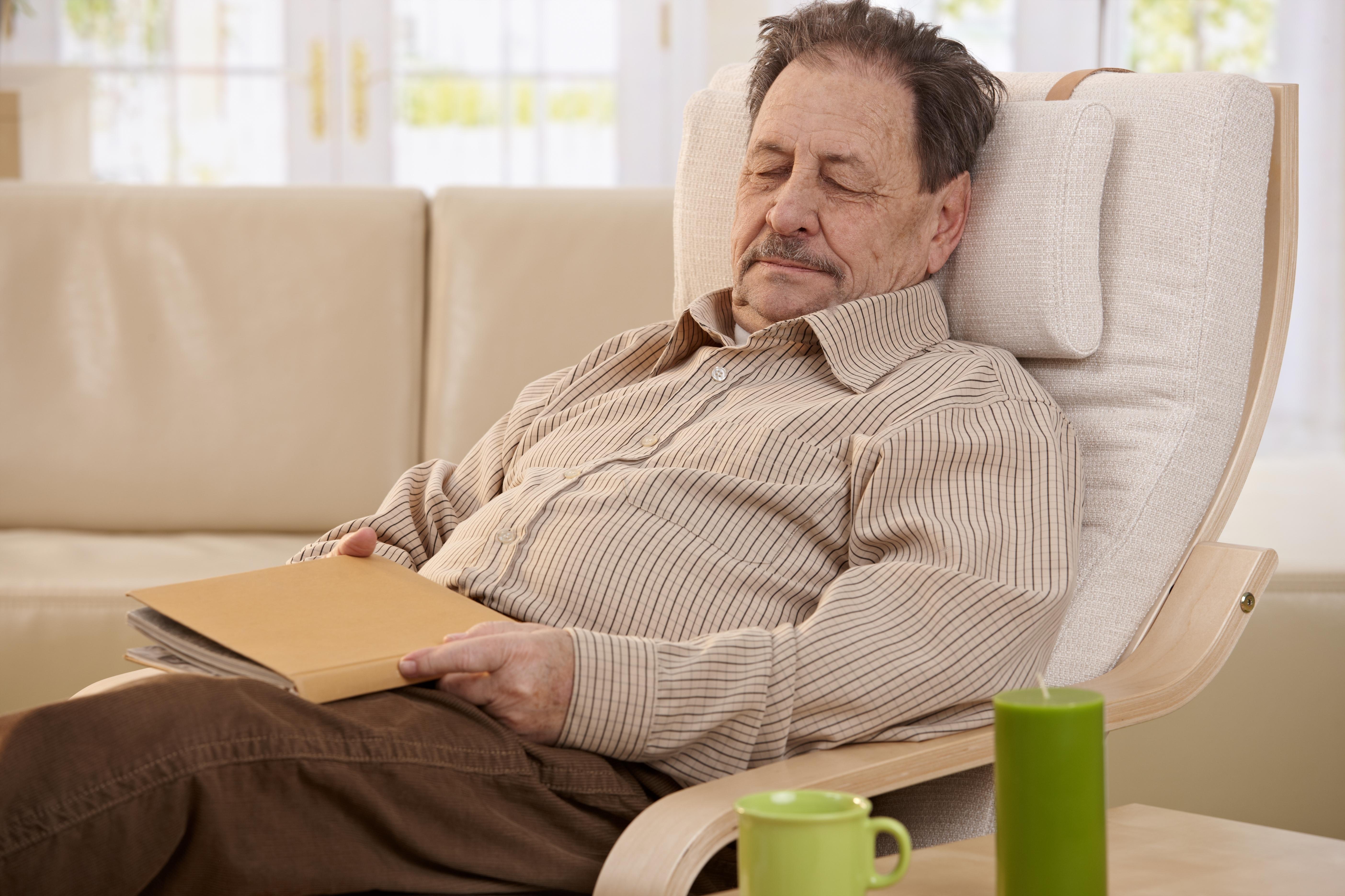 Regelbunden siesta kan vara bra för din hälsa.