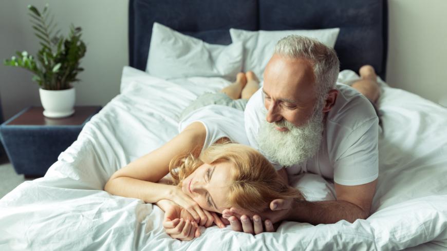 Kvinnors Sexlust Efter 60