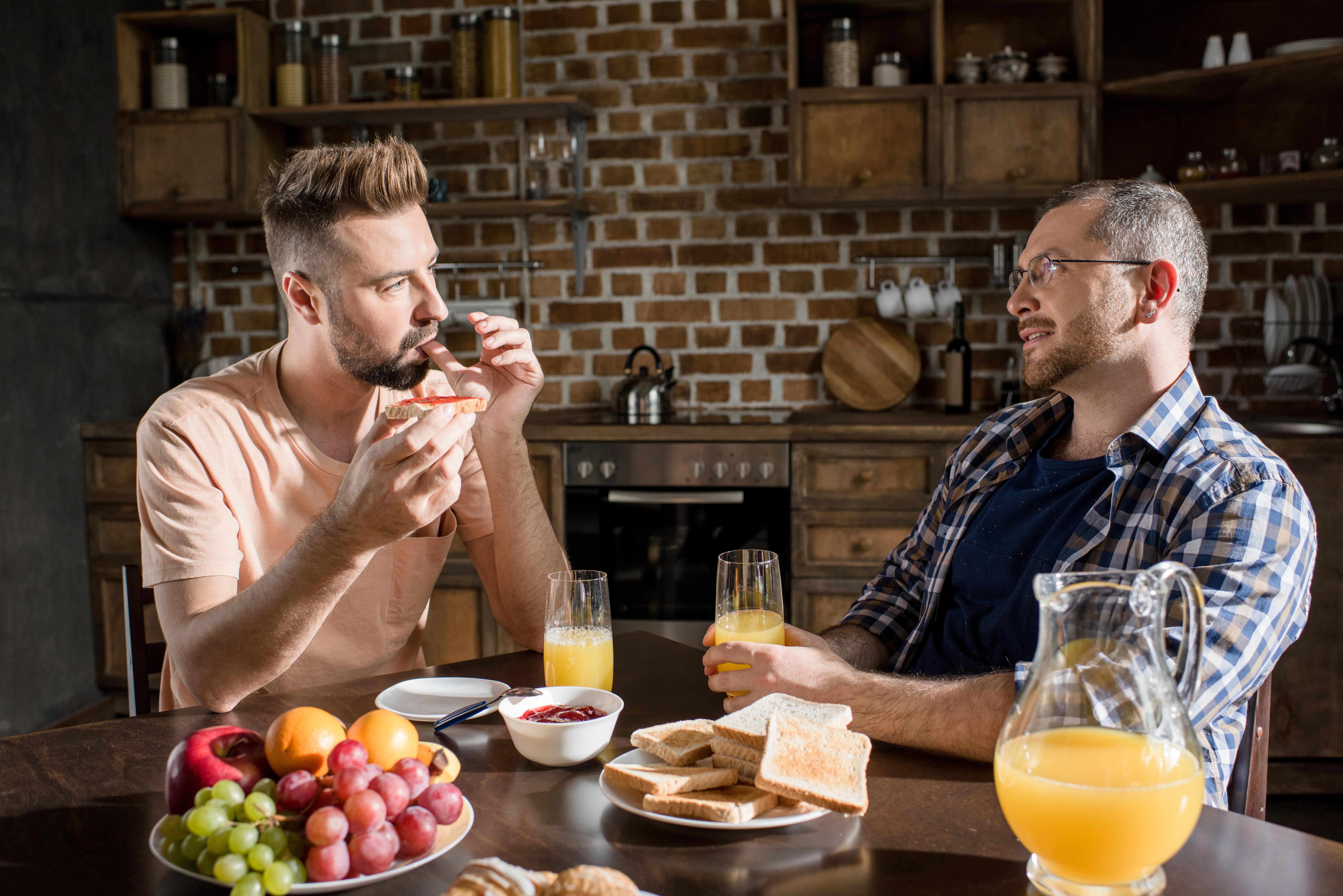 Vad du äter till frukost kan påverka vilka beslut du tar under dagen.