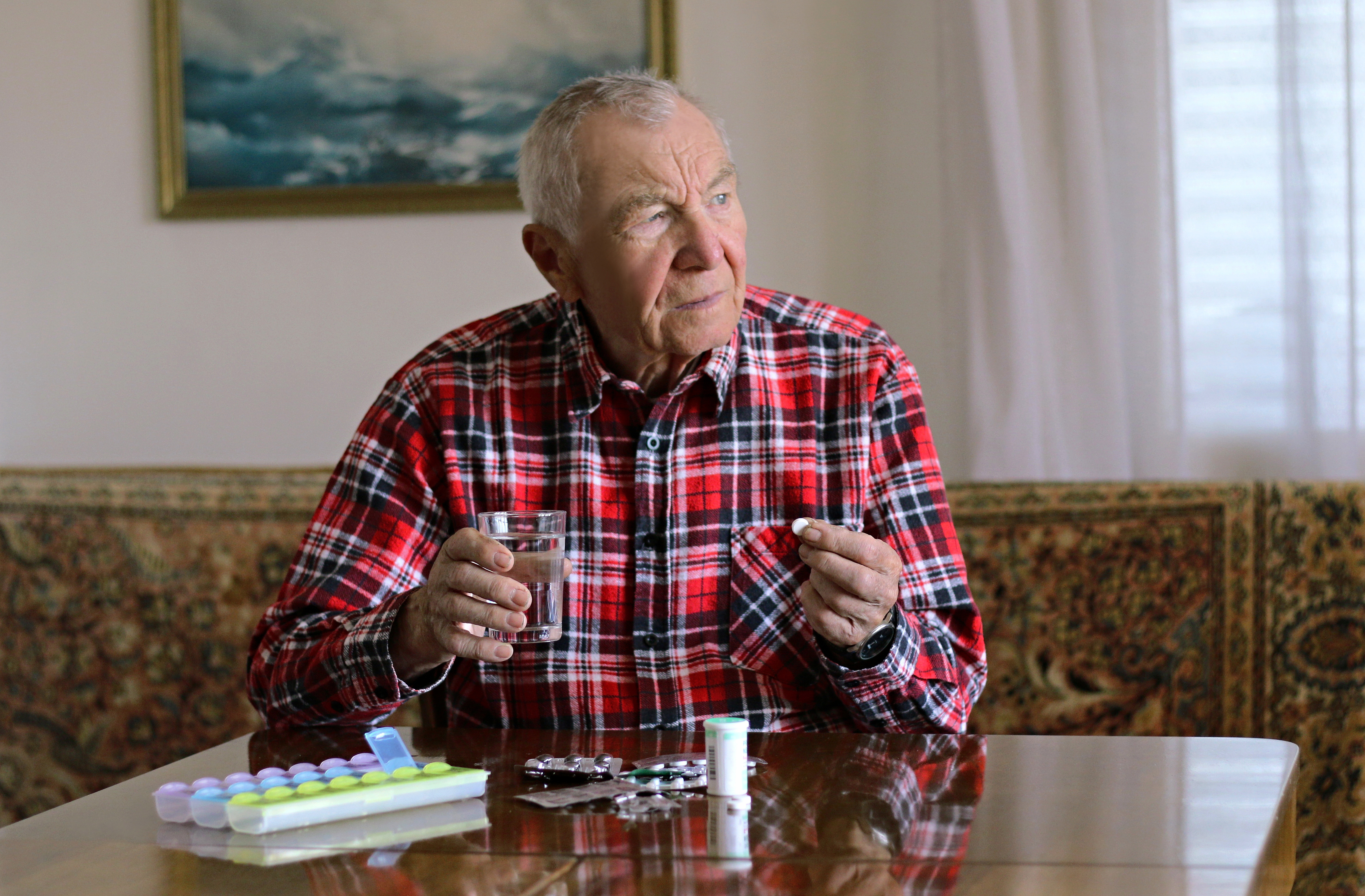 Ju tidigare behandling med blodförtunnande startades efter diagnos av förmaksflimmer, desto större var den skyddande effekten mot demens.