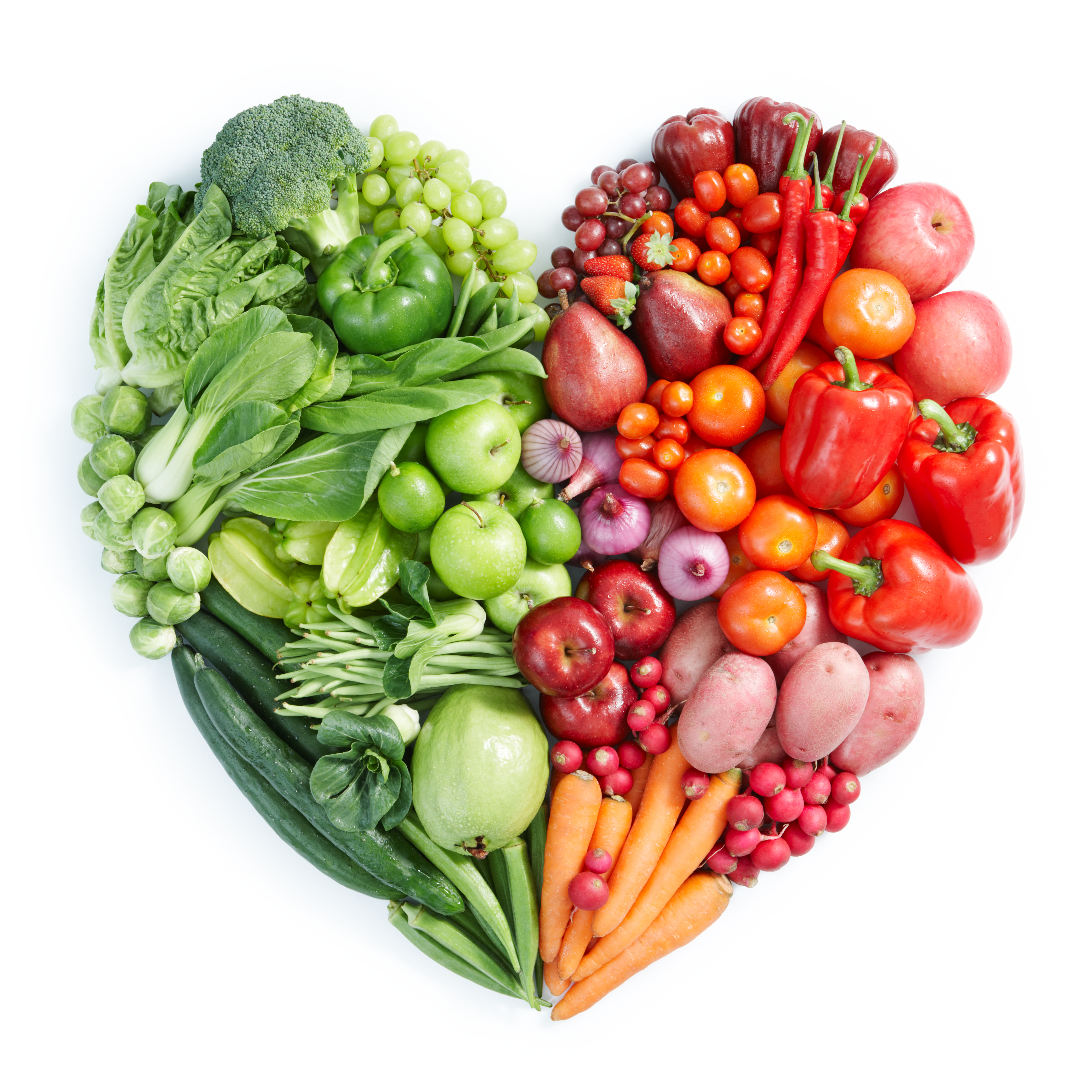 Vår livsstil är viktig för att behålla en god hälsa - ge dig själv lite extra kärlek genom att äta mer grönt.