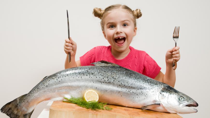 vad äter fiskar