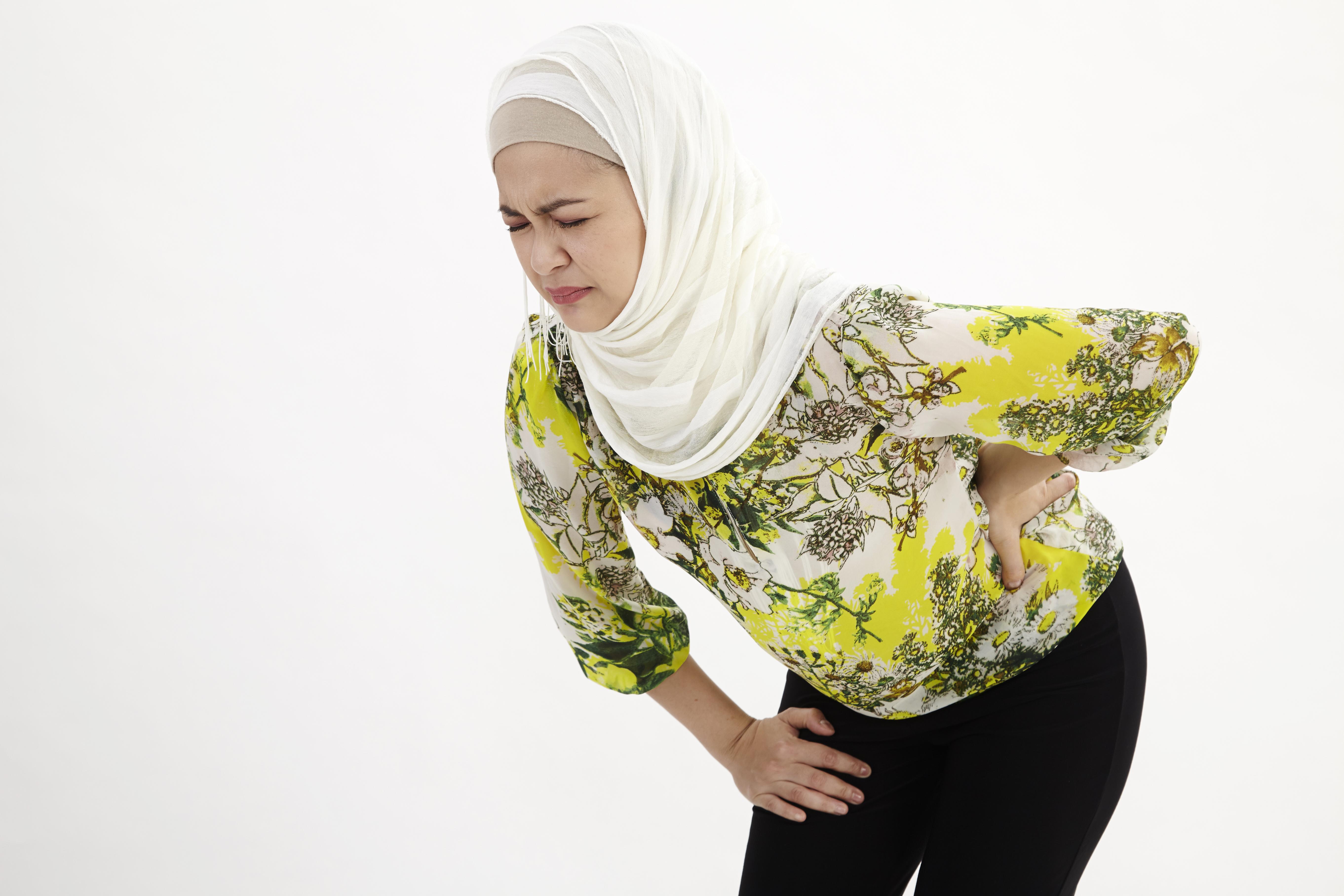 Nästan varannan kvinna har värk i kroppen varje vecka visar Novus-undersökningen.