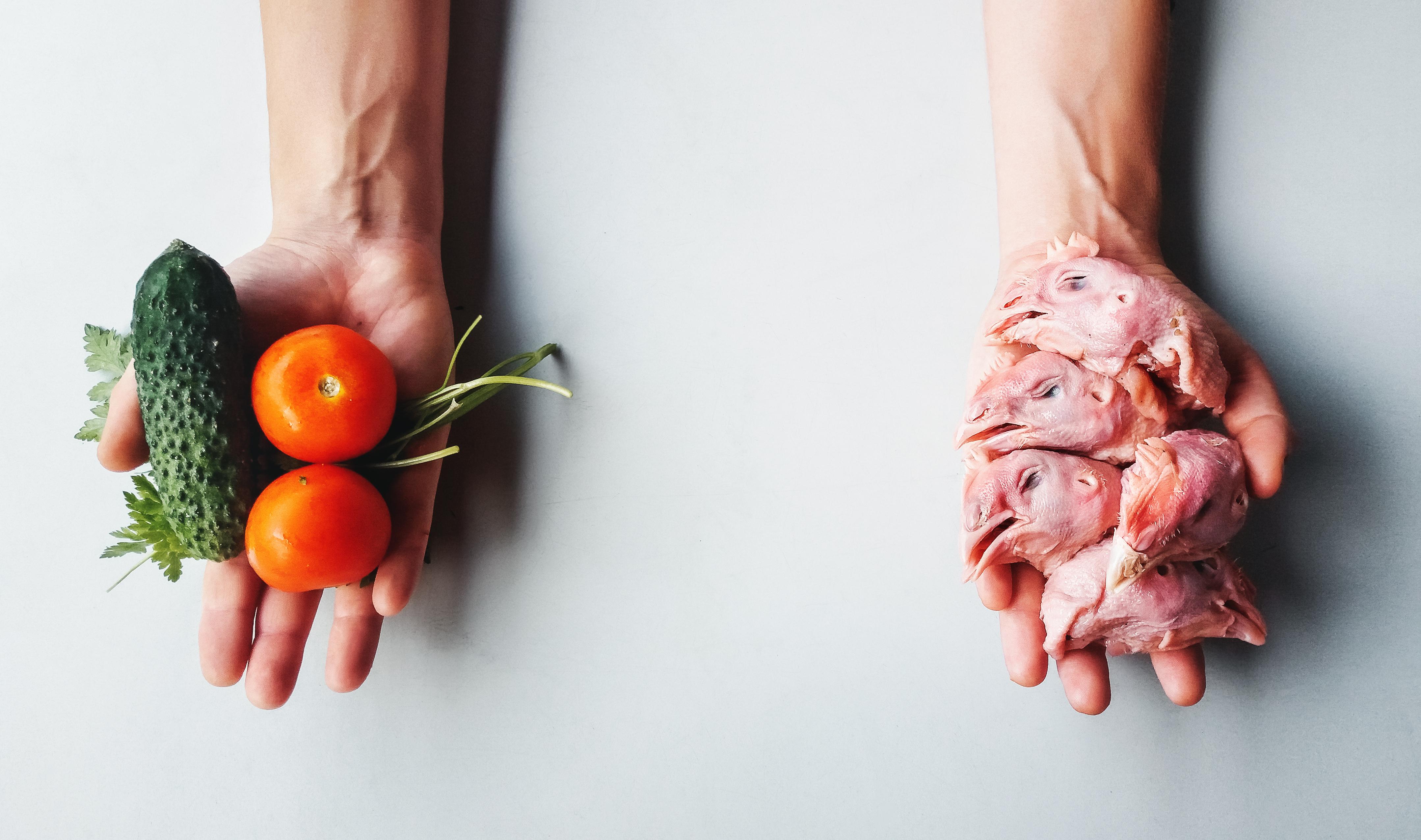 Nu ser man en trend då köttet får stå åt sidan flera dagar i veckan till förmån för mer grönt.