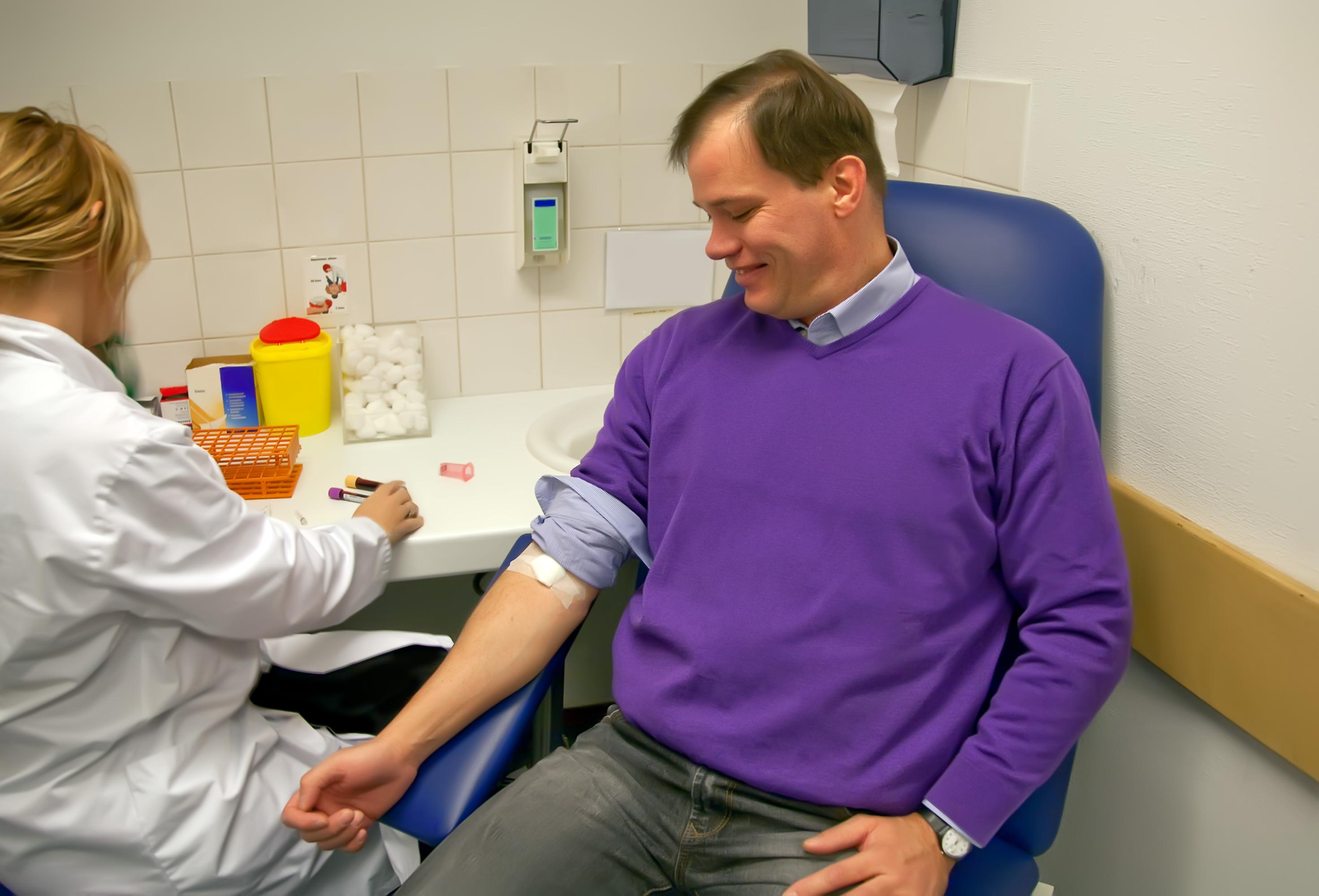 Med ett blodprov skulle man i framtiden kunna upptäcka och förutse sjukdomar som diabetes, hjärt- kärlsjukdom eller cancer.
