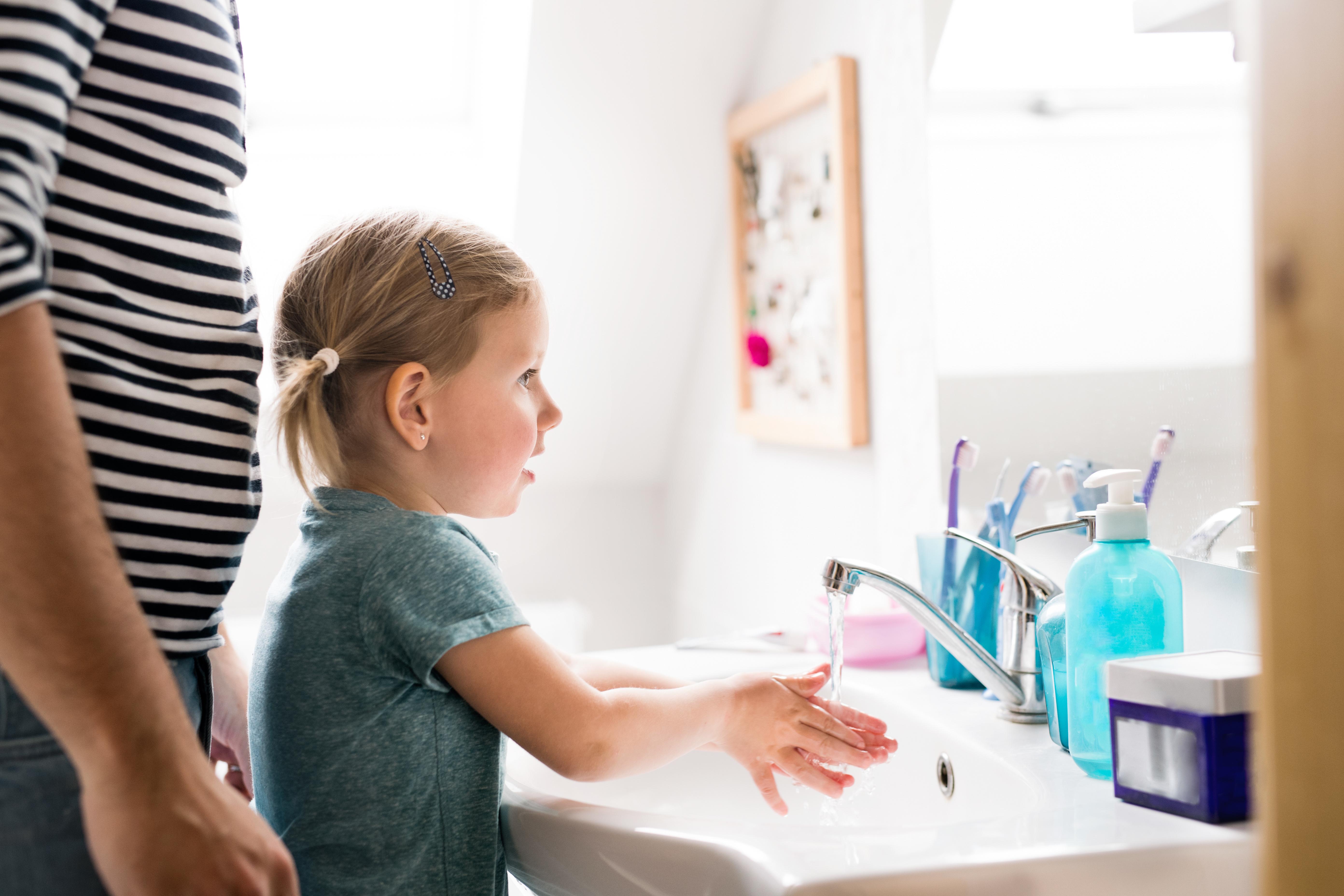God handhygien är nyckeln till att begränsa smittspridningen av vinterkräksjukan.