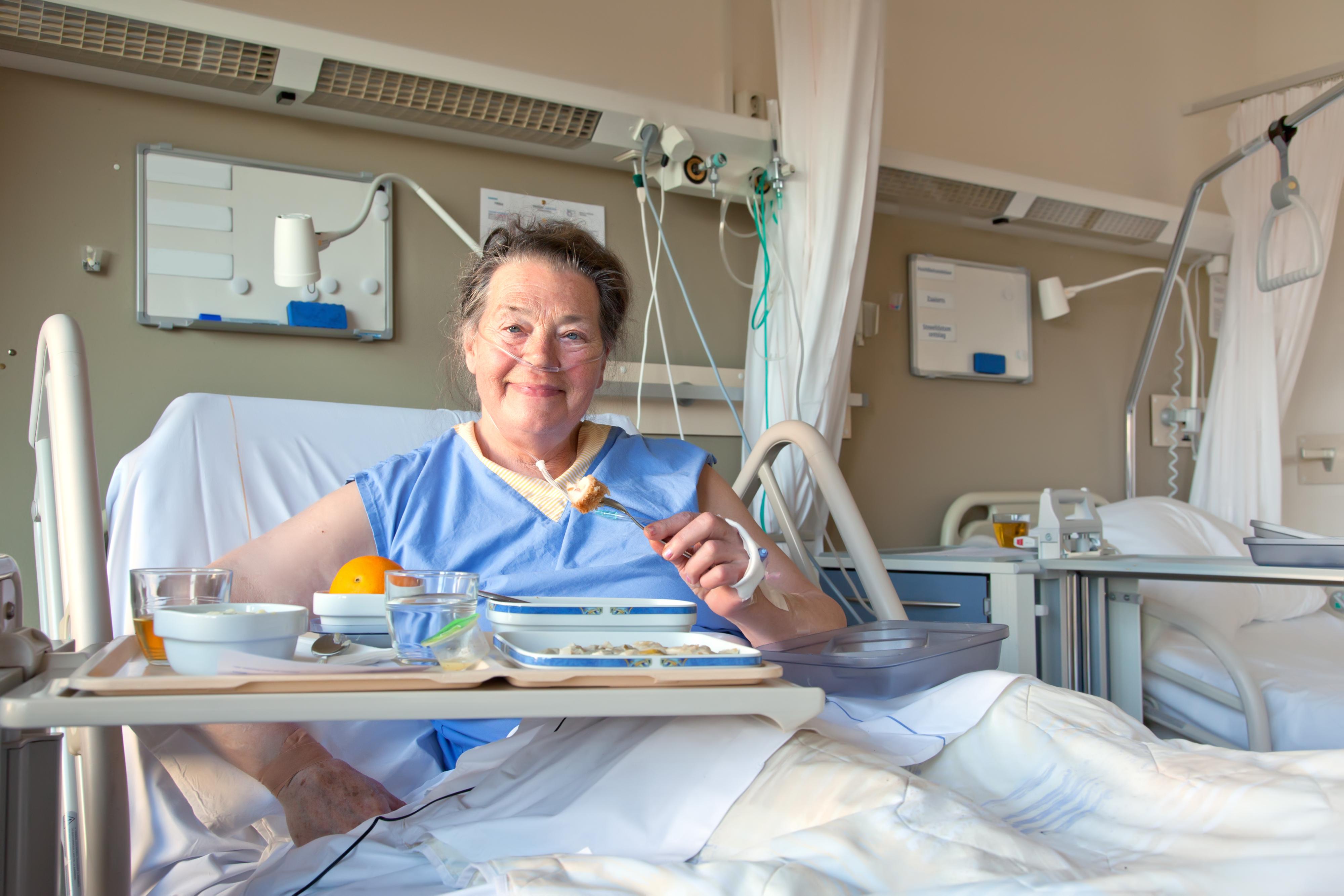Bättre mat för bättre vård när nya råd om måltiderna på sjukhus nu går på remiss.