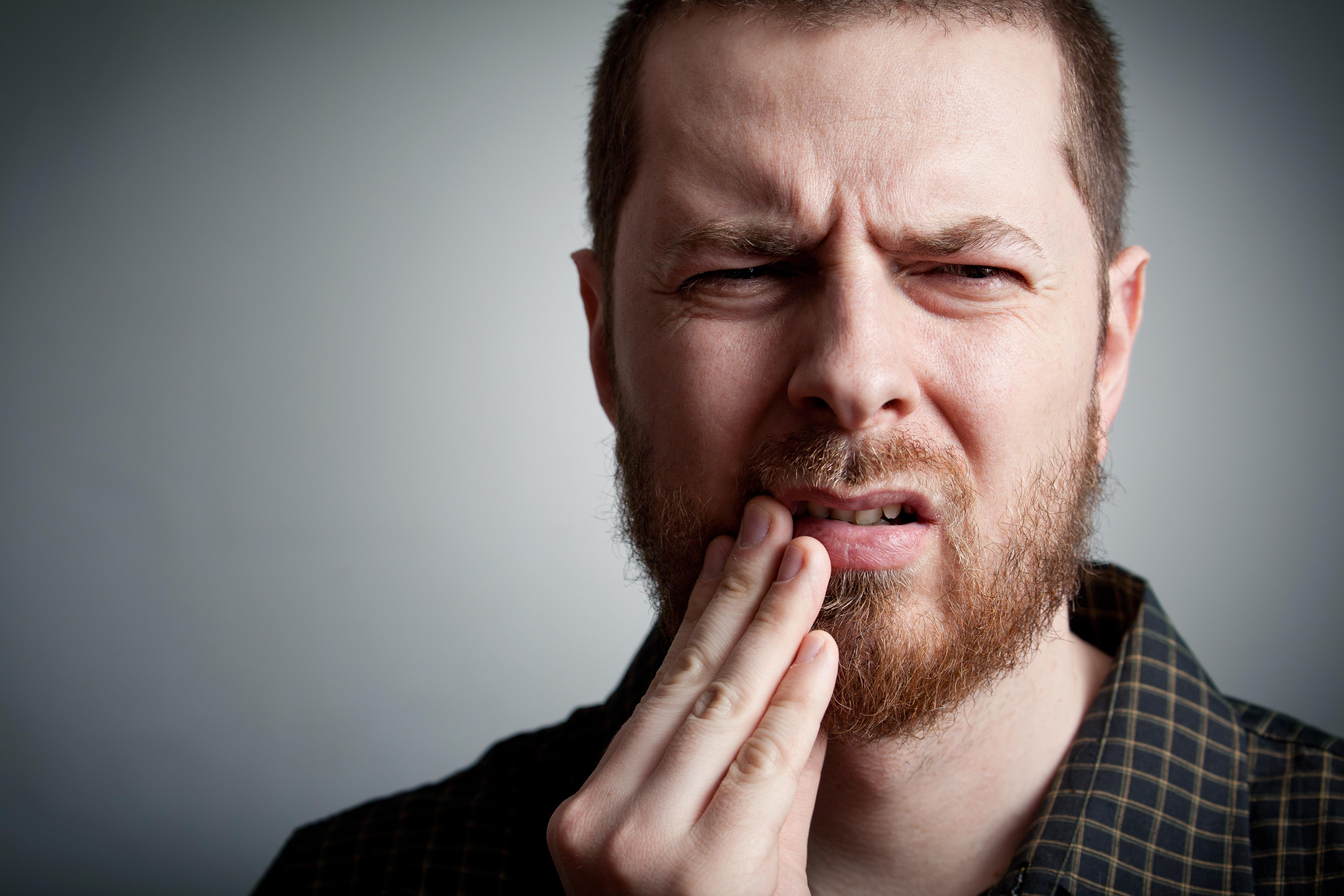Sprickor i mungiporna är ofta smärtsamt och irriterande.