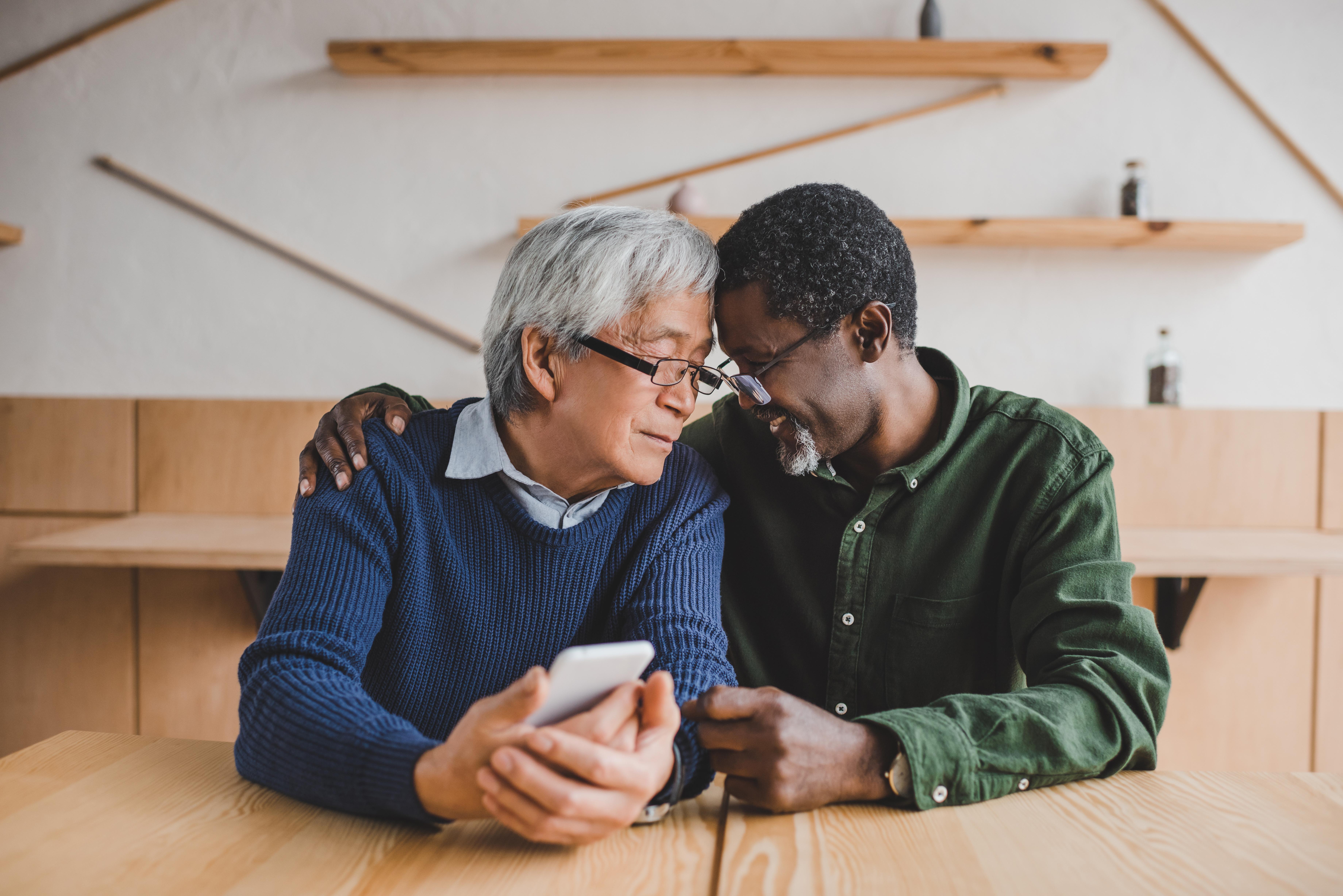 Merparten av singlarna i åldern 65-79 år, 83 procent, vill ha en relation på sina egna villkor och för sin egen skull.