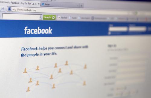 Facebook ökade arbetsminnet hos den aktuella gruppen. Foto: Tomislav Konestabo / Shutterstock.com