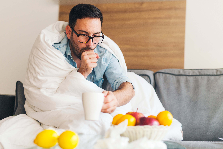 Influensan väntas öka inom kort och troligen når influensan sin topp i februari.