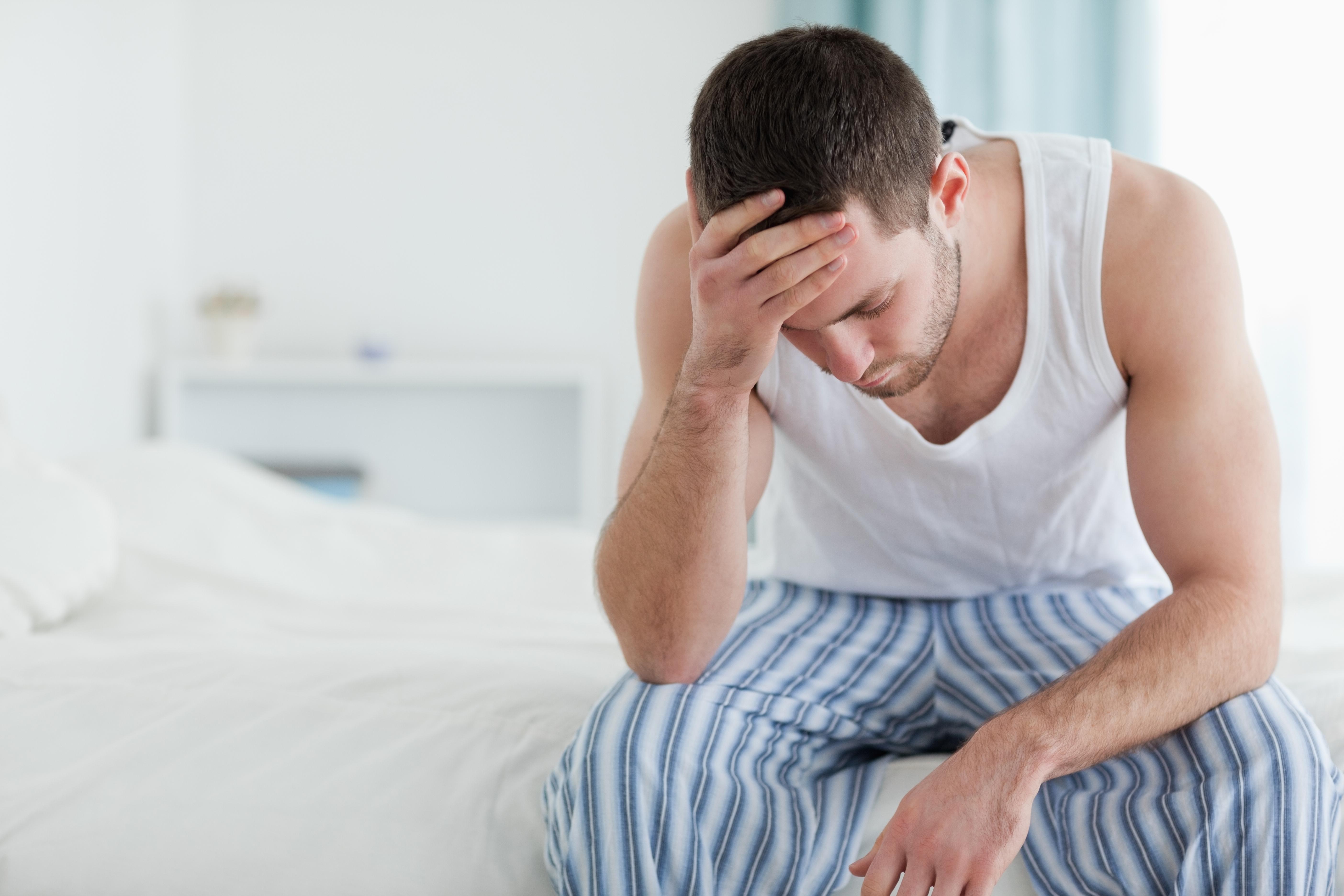 influensa trött länge
