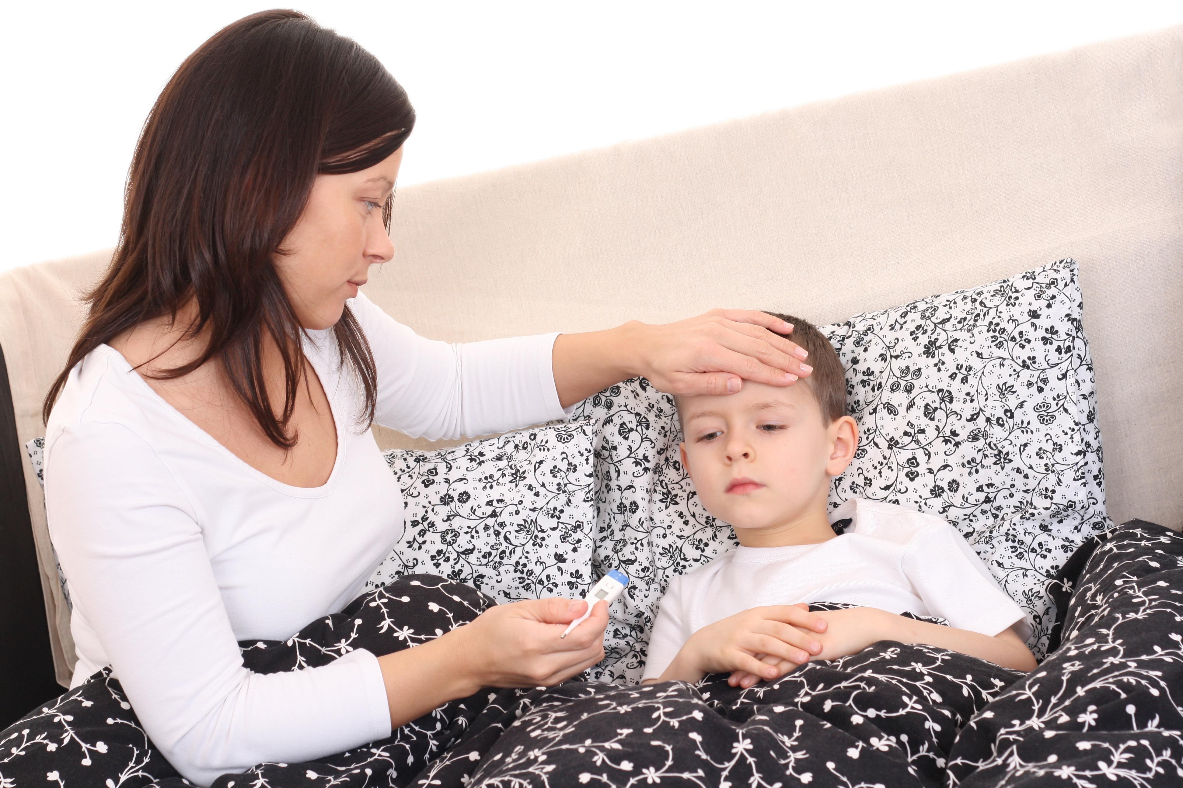 hur vet man om man har feber
