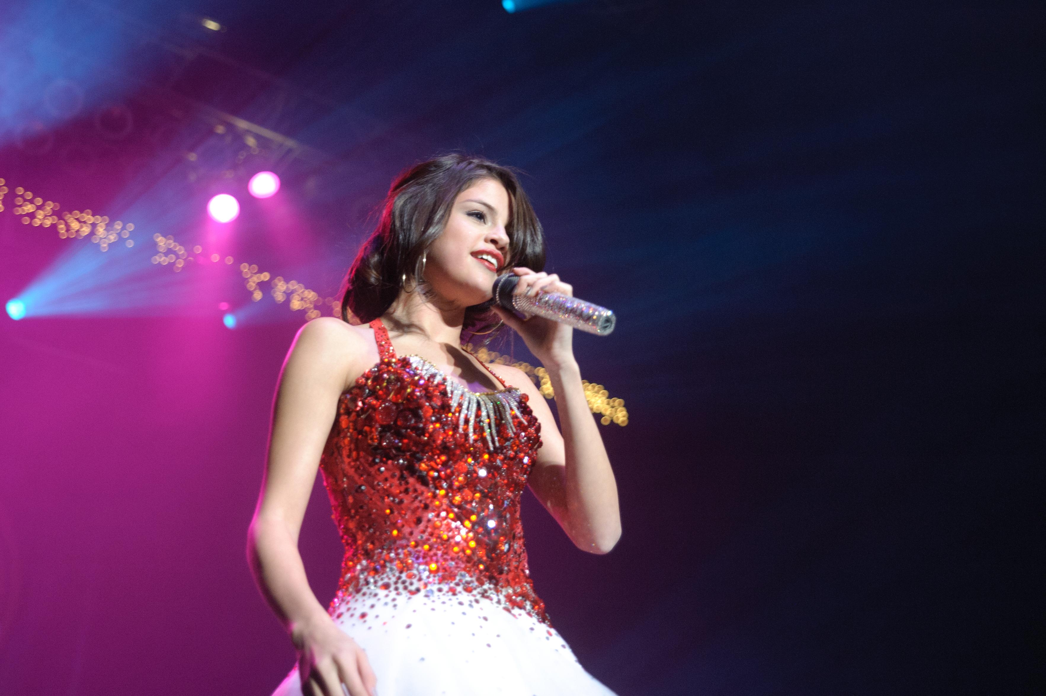 Selena Gomez är bara 24 år men har redan en lång karriär bakom sig som såväl sångerska som skådespelerska. Foto: Randy Miramontez