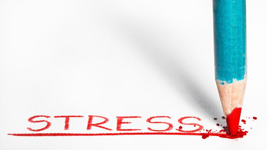 vad händer i kroppen vid stress