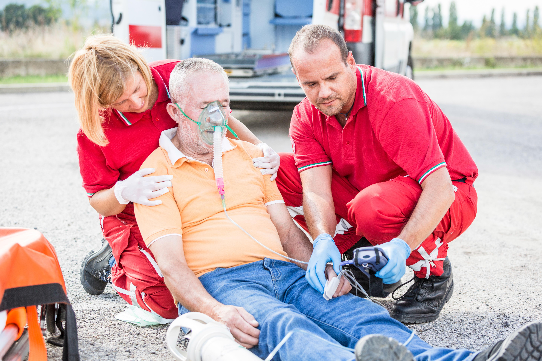Förra året fick nästan 13 000 män i Sverige stroke. Men risken är stor att många inte känner igen symtomen.