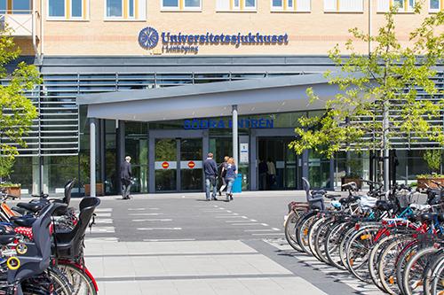 Universitetssjukhuset i Linköping återtar platsen som landets bästa universitetssjukhus. Foto: Sofia Andersson