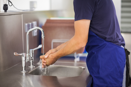 God handhygien är en viktig förebyggande åtgärd vid vinterkräksjuka.